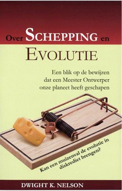 Boek over evolutie en schepping