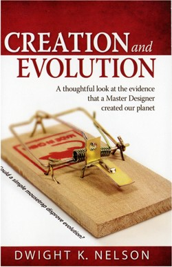 Book about evolution and creation